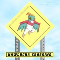 Hawlucha Crossing