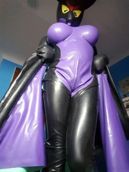 Luna's Final Reminder for New Latex Suit Voting by ncad89