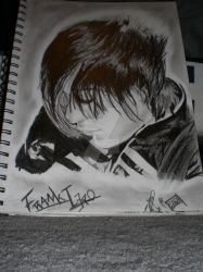 Frank Iero by MrsIer0