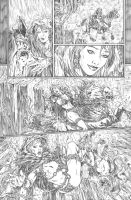 Red Sonja Deluge page 04 by crisbolson