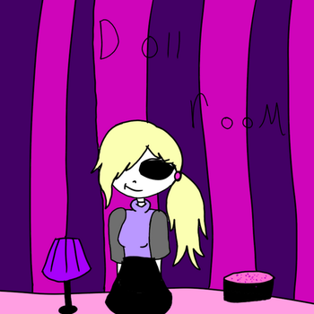 doll room by MrsThinkable