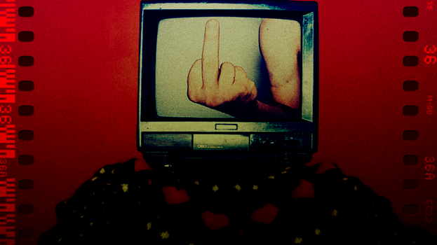 TV Head. by Calling-London