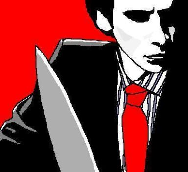 American Psycho by Graphic-Chaos