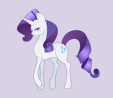 MLP - Rarity by bethybot