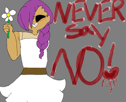 never say no by emmbug124