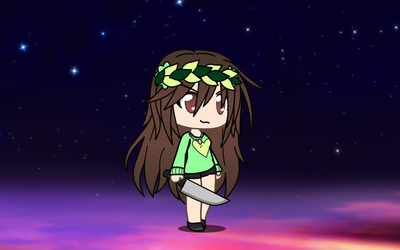 Chara in Gachaverse by kathleen156