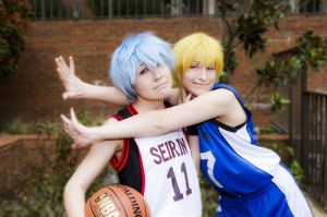 Kurokochiiii, let me love youuuu! by LinkInSpirit