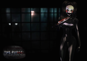 Purge 3: The Election Year w Marionette by Darc4ssass1nCMD