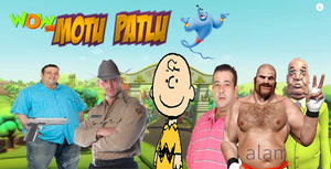 Motu Patlu but with a low budget. by superknucklessmash