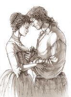 Outlander - After the Wedding by Lehanan