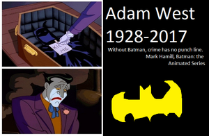 For Adam West by Gojirafan1994