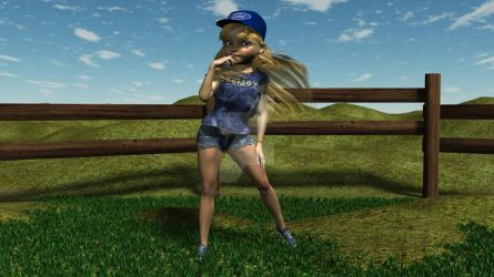 Tomboy by Tramp-Graphics