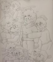 Troy wants a baby by Ashartz123