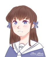 Fanart: Tohru Honda from Fruits Basket by phamlevankhanh