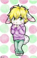 Sheepish Chibi by Sushicow