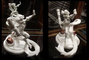 2017 Vi Skirmish Resin Prototype by Dreamkeepers