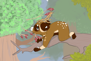 Forest Games by RascalWabbit