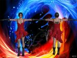 Ada wong_Red spy by CPTprice78
