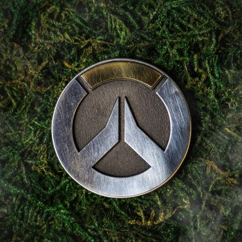 Overwatch coin by TimforShade