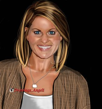 Candace Cameron by Angelii-D