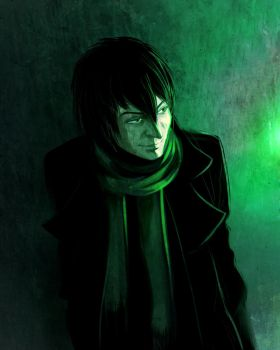 tom riddle by baronsabbath