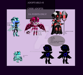 adoptadle#3 (CHIBI) (1/6 OPEN!) by Madnessgrowl