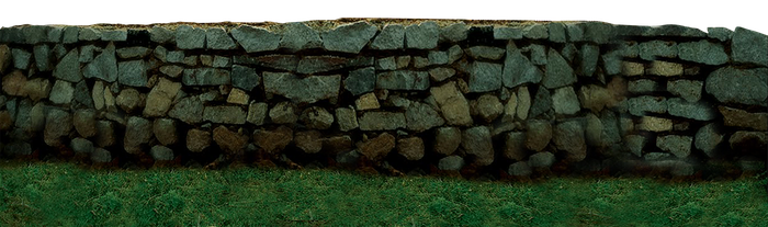 wall and grass by srinivascreations
