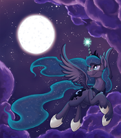 Nightfall by RaunchyOpposition