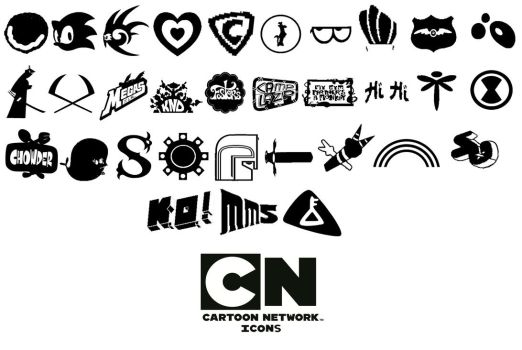 CN universe Icons/Logos by WaRrior9100