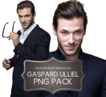 Gaspard Ulliel PNG pack by sugarsweetmiracles