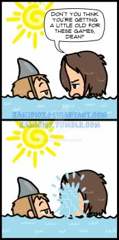 Little Old by KamiDiox