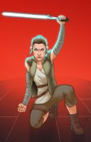Rey by JoelBartlett