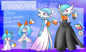 Ref - Guinevere by LycanTrin