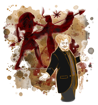 Penny Dreadful - The Queen and Egyptologist by RedPassion