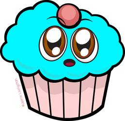 Curious Cupcake by MeMiMouse