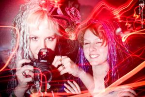 Fun with Long Exposure by photosynthetique