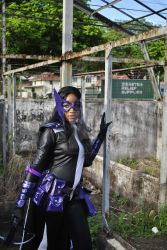 HUNTRESS disaster relief by LyonegraCostuming