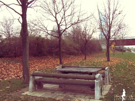 empty bench 2 by R-L-P