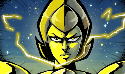 Yellow Diamond Screenshot Redraw by Toon-O-Clock