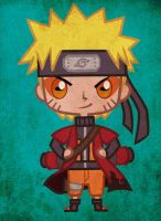 NARUTO SD by benlikesit
