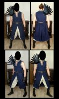 Gajeel Costume - Fairy Tail Cosplay by Carancerth