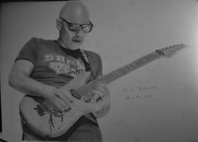 Joe Satriani by Polonx