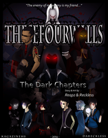 TheseFourWalls | The Dark Chapters | Cover Page by DaReckless