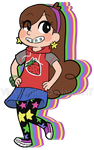 Mabel is a Star by VickyViolet