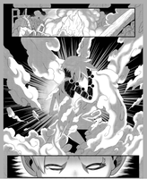 Preview page 2 ChaosBom issue 1 by ikzan