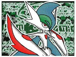 Mega Gallade - Pokemon