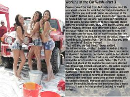Working at the Car Wash (TG Caption) part 3 by ourmonkeymasters