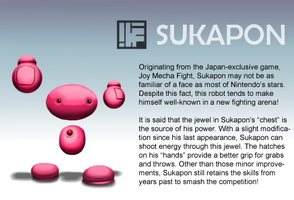 Smash Profile - Sukapon by Ultimatethinker721