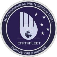 Earthfleet Patch by DonSemora