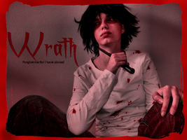 The 7 Deadly Sins: Wrath by WammysCosplay